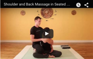 Shoulder and Back Massage