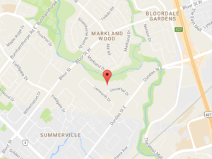 mississauga thai massage location