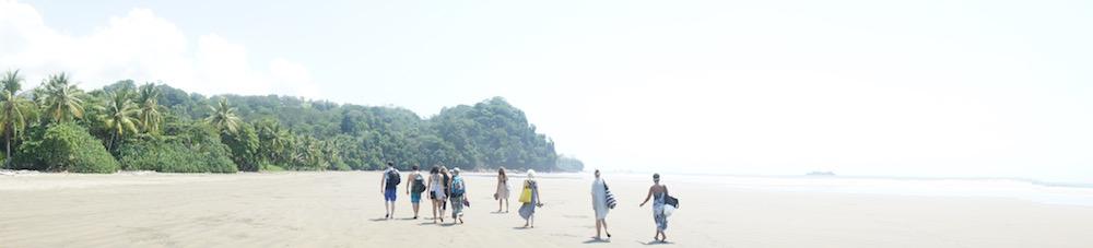 Costa Rica Retreat Intensive - beach trip