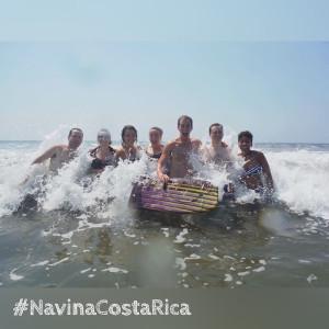 Beach in Costa Rica on Retreat