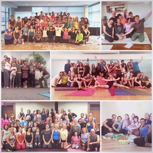 Thai Massage community