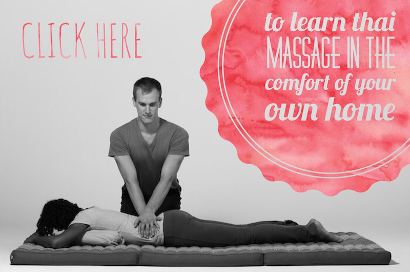learn thai massage at home online course
