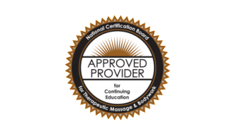 certified provider with NCBTMB