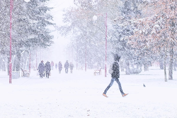 winter tension